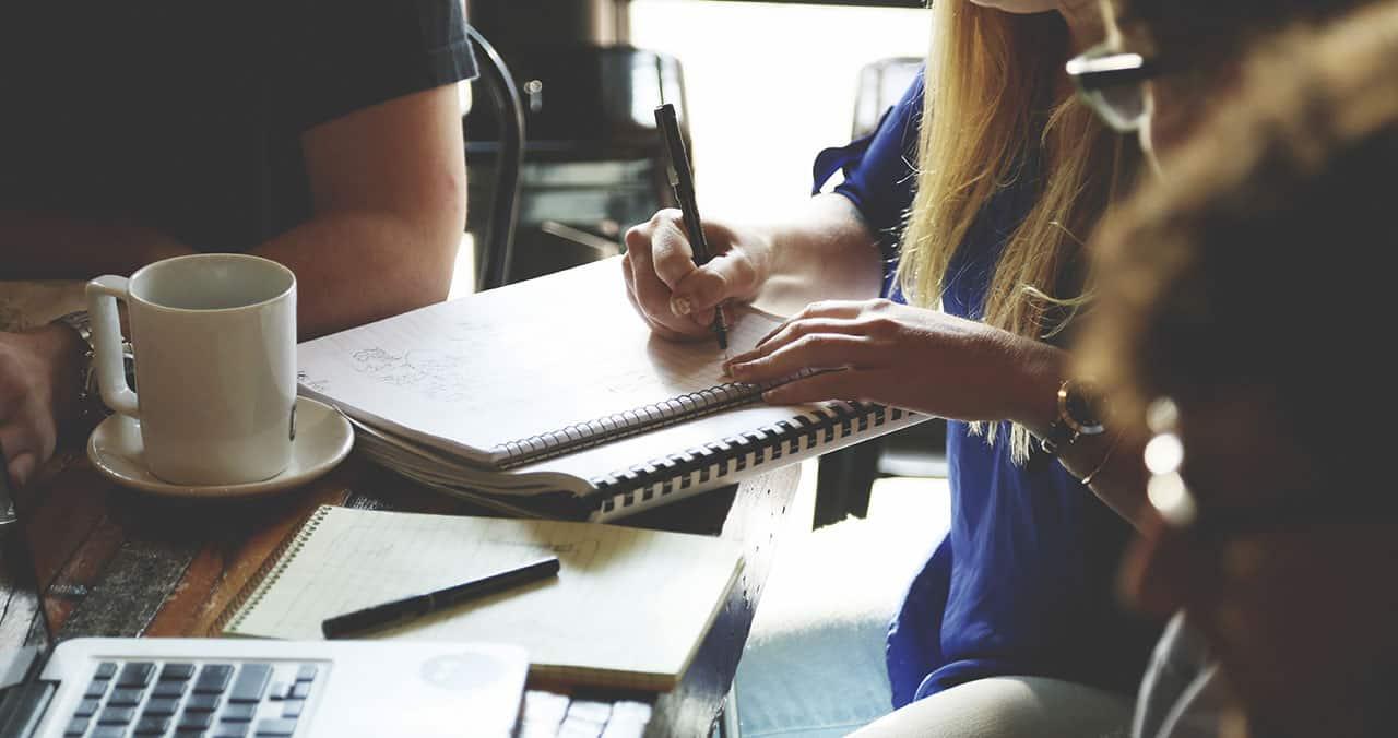 Apuntando y planificando la actividad a corto, medio y largo plazo
